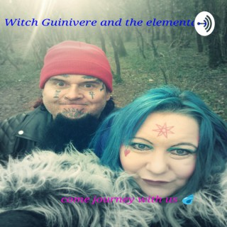 Witch Guinivere and Rose