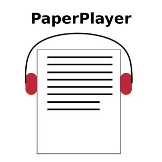 PaperPlayer biorxiv biophysics