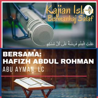 Hafizh Abdul Rohman Abu Ayman
