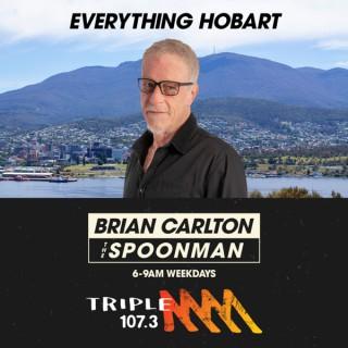 Brian Carlton: The Spoonman