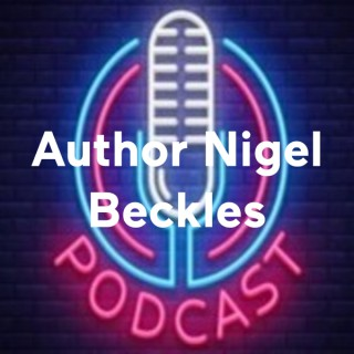 Author Nigel Beckles