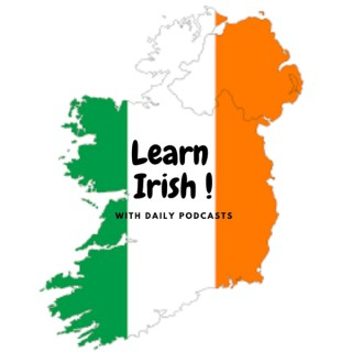 Learn Irish & other languages with daily podcasts