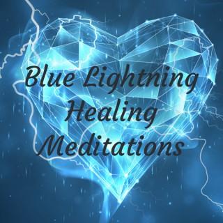 Blue Lightning Healing Meditations