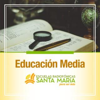 Bachillerato. Radio Santa María RD
