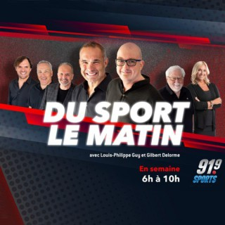 91.9 SPORTS - DU SPORT LE MATIN