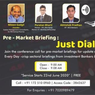 Opening Bell: Pre market briefings