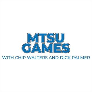 MTSU Games Podcast