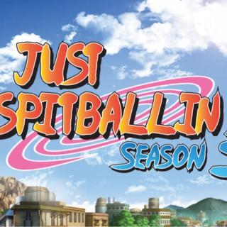 Just Spitballin Podcast.