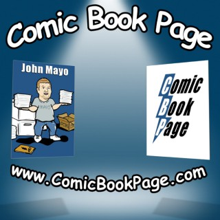 Comic Book Page Podcast