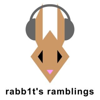 rabb1t's ramblings