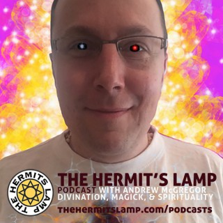 The Hermit's Lamp Podcast - A place for witches, hermits, mystics, healers, and seekers