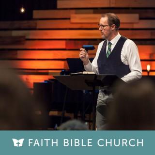 Faith Bible Church Sermons