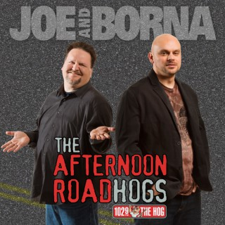 The Afternoon Program On 102.9 The Hog