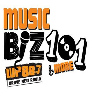The Music Biz 101 & More Podcast