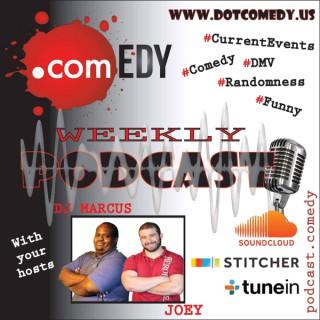 The dotcomedy Podcast