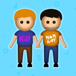 A Gay and A NonGay