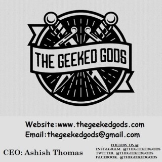 The Geeked Gods Podcast