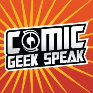 Comic Geek Speak Presents: The Crisis Tapes