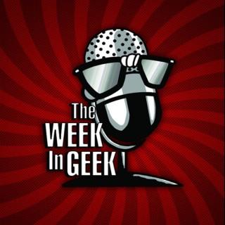 The Week in Geek Radio Show
