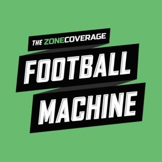 The Zone Coverage Football Machine