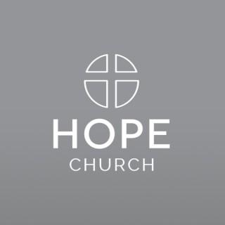 Hope Church Sermons