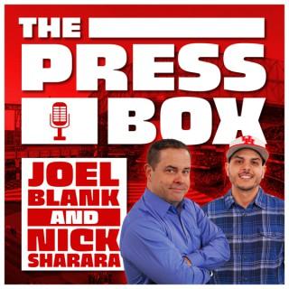 The Press Box with Joel Blank and Nick Sharara