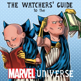 The Watchers' Guide to the Marvel Universe