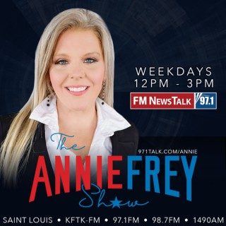 The Annie Frey Show Podcast