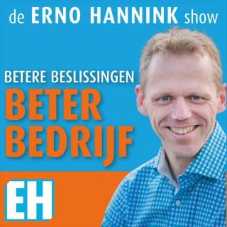 de Erno Hannink Show | Betere Beslissingen, Beter Bedrijf
