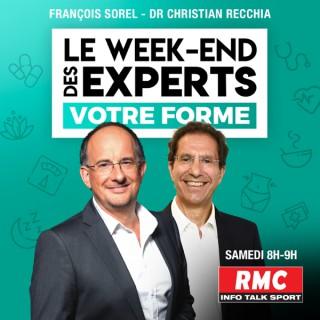Le weekend des experts : Votre forme