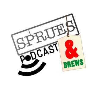 The Sprues and Brews Warhammer Podcast