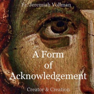 A Form of Acknowledgment
