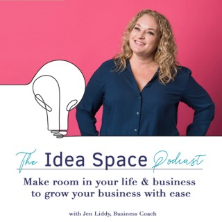 The Idea Space Podcast with Jen Liddy