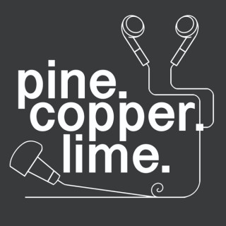 pine | copper | lime