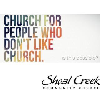 The Shoal Creek Community Church