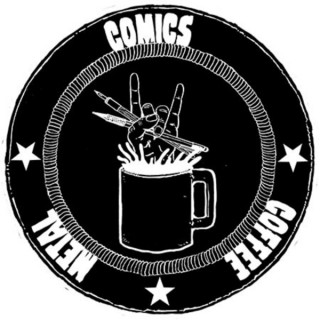 Comics - Coffee - Metal
