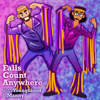 The Falls Count Anywhere Podcast