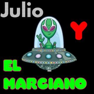 El Show de Julio y el Marciano!!
