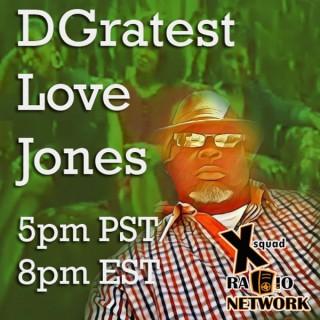 The DGratest Love Jones