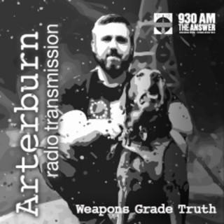 The Arterburn Radio Transmission Podcast