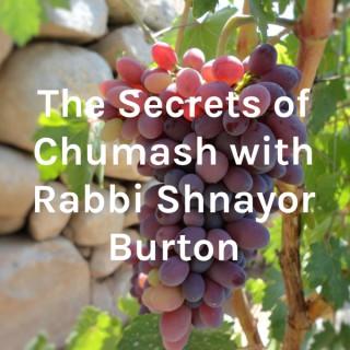 The Secrets of Chumash with Rabbi Shnayor Burton
