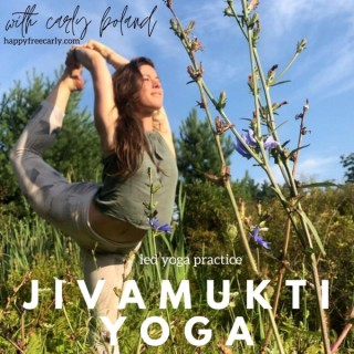 Jivamukti Yoga with Carly Boland