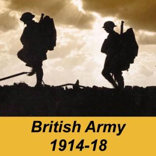 British Army 1914-18