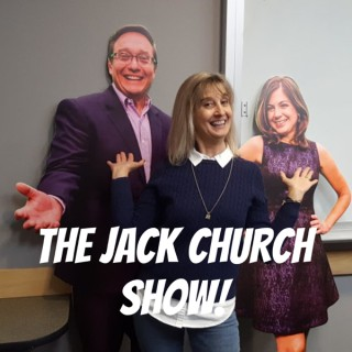 THE JACK CHURCH SHOW!  Love letters to Pam