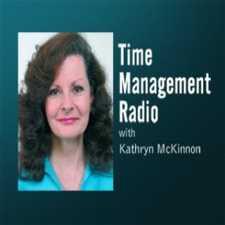 Time Management Radio – Kathryn McKinnon