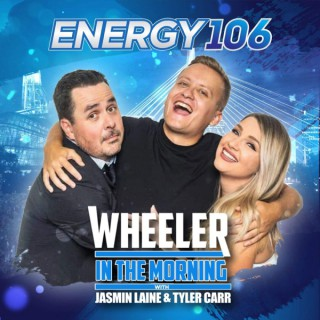 Wheeler in The Morning with Jasmin Laine and Tyler Carr