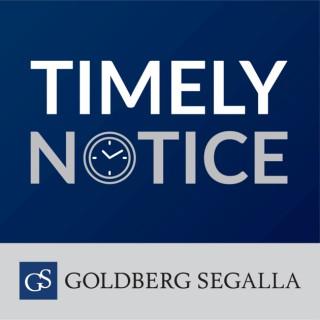 Timely Notice