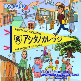 TBSラジオ「NIKKI'S Green English」