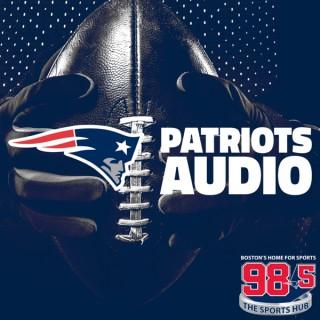98.5 The Sports Hub Patriots Audio