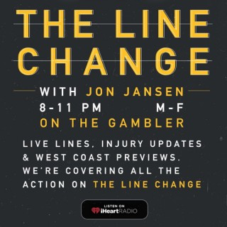 The Line Change w/ Jon Jansen